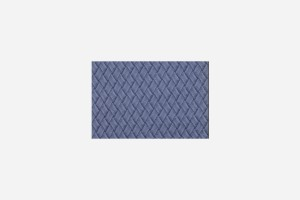 French Blue Basket Weave - 4